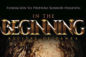 "RECITAL DE DANZA""IN THE BEGINNING"""